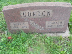 Thomas H Gordon