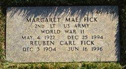 Margaret Mae Fick