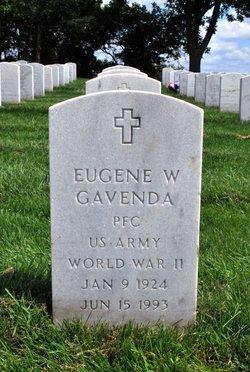 Eugene Wilbert Gavenda