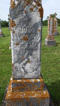 John D Huilman