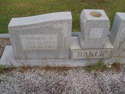 Thomas A Baker