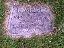 Hazel M. <I>Sinclair</I> Lawrence