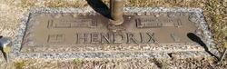 Annie R <I>Pitts</I> Hendrix