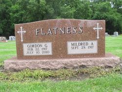 Gordon G  Flatness (1917-2010) - Find A Grave Memorial