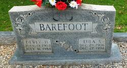 Dewey H. Barefoot