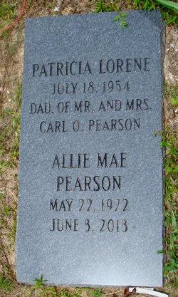Allie Mae Pearson