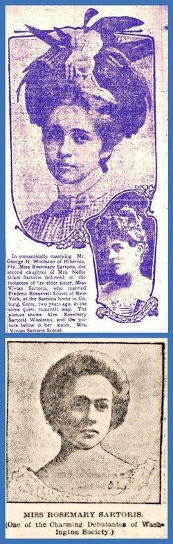 Rosemary Alice <I>Sartoris</I> Woolston
