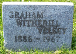 Graham Witherill Velsey