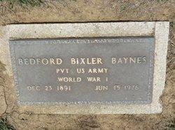 Bedford Bixler Baynes
