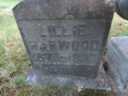 "Lillian Belle ""Lillie"" <I>Case</I> Harwood"