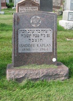 Isadore Kaplan