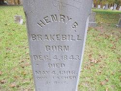 Henry B Brakebill