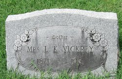 Mrs L. K. Vickrey