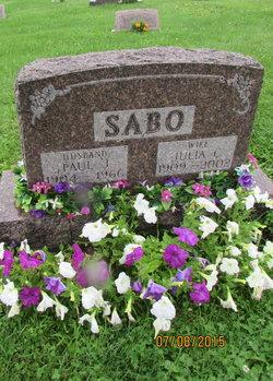 Julia <I>Sells</I> Sabo