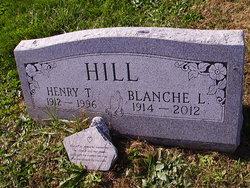 Blanche L <I>Dustin</I> Hill
