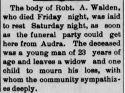 Robert Alford Walden