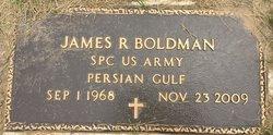 James Russell Boldman