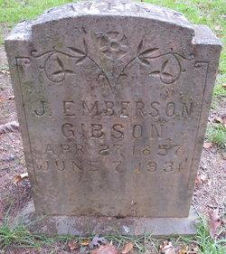 J Emerson Gibson