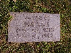 James E Robison