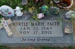 Myrtle Marie Faith