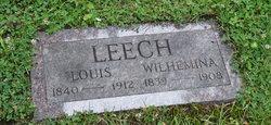 Wilhemina Leech