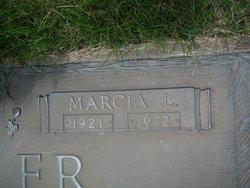 Marcia L <I>Lennitor</I> Shuler