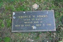 George Worthington Adams