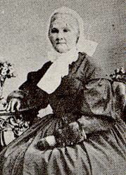 Margaret Louisa <I>Kemp</I> Howell