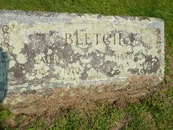 Harry A Bletch