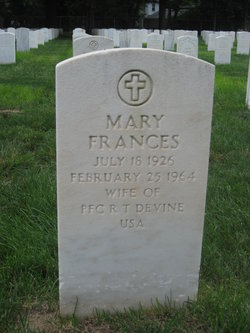 Mary Frances Devine