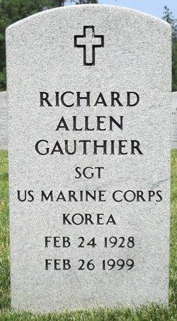 Richard Allen Gauthier