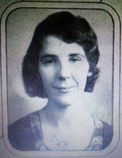 Martha <I>Dillinger</I> Baughman