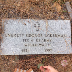 George Everett Ackerman