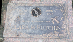 Clara M <I>O'Dwyer</I> Hutchin