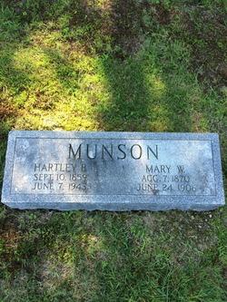 Hartley B Munson