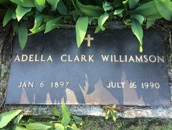 Adella Clark Williamson