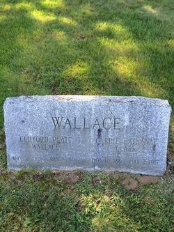 Clifford Platt Wallace