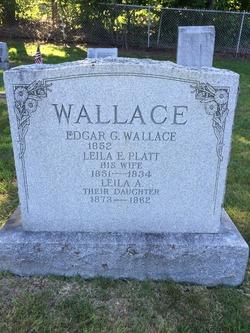 Edgar G Wallace