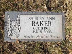 Shirley Ann <I>Trujillo</I> Baker