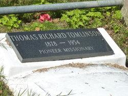 Thomas Richard Tomlinson
