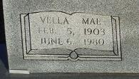 Vella Mae <I>Carden</I> Adams