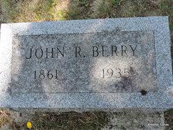 John R Berry