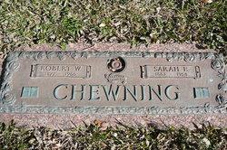 Robert Walter Chewning