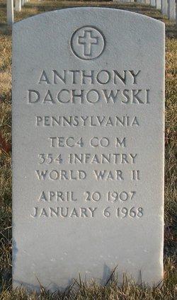Anthony Dachowski