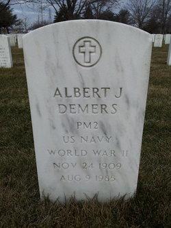 Albert Joseph Demers