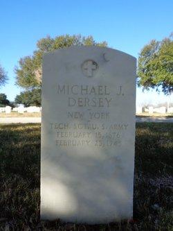 Michael J Dersey