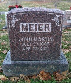 John Martin Meier