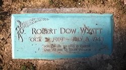 Rev Robert Dow Wyatt