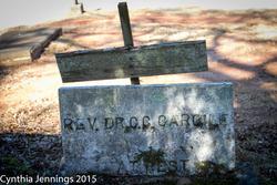 """Rev Charles Cicero """"C.C."""" Cargile"""