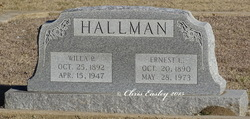 Willa Ila <I>Prestridge</I> Hallman